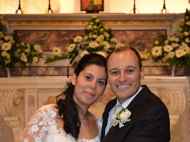 Il matrimonio di Francesco e Rita a Montecarlo, Lucca 35