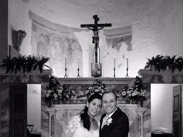Il matrimonio di Francesco e Rita a Montecarlo, Lucca 36