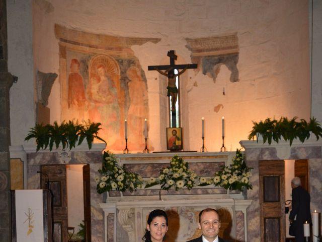 Il matrimonio di Francesco e Rita a Montecarlo, Lucca 37