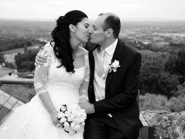 Il matrimonio di Francesco e Rita a Montecarlo, Lucca 42