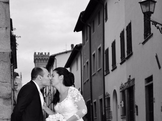 Il matrimonio di Francesco e Rita a Montecarlo, Lucca 43