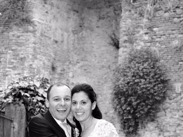 Il matrimonio di Francesco e Rita a Montecarlo, Lucca 44