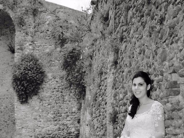 Il matrimonio di Francesco e Rita a Montecarlo, Lucca 45