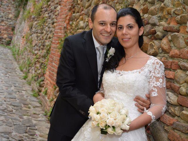 Il matrimonio di Francesco e Rita a Montecarlo, Lucca 48