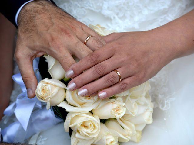 Il matrimonio di Francesco e Rita a Montecarlo, Lucca 50