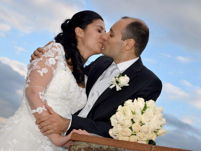 Il matrimonio di Francesco e Rita a Montecarlo, Lucca 51