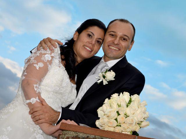 Il matrimonio di Francesco e Rita a Montecarlo, Lucca 52