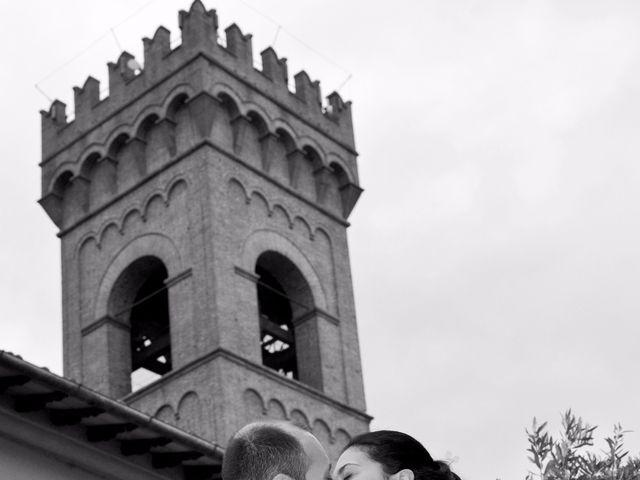 Il matrimonio di Francesco e Rita a Montecarlo, Lucca 54