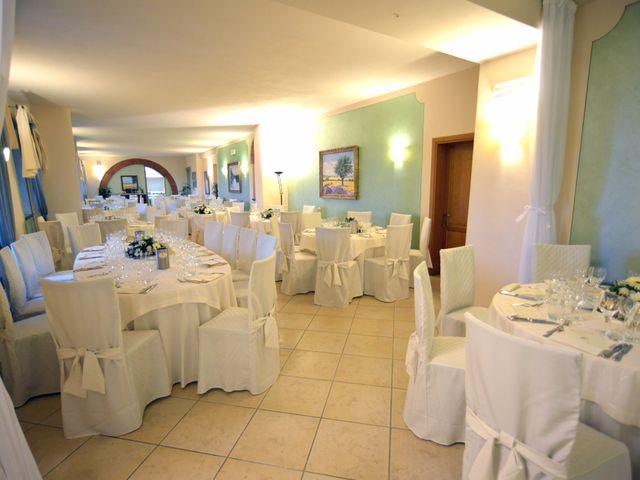 Il matrimonio di Francesco e Rita a Montecarlo, Lucca 60