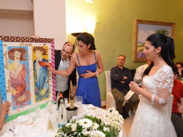 Il matrimonio di Francesco e Rita a Montecarlo, Lucca 73