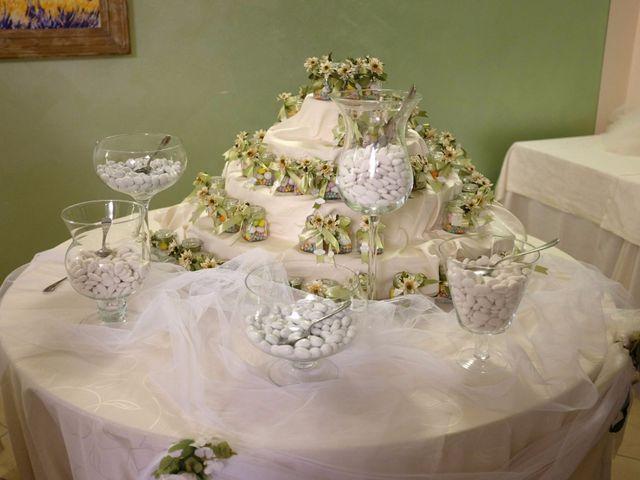Il matrimonio di Francesco e Rita a Montecarlo, Lucca 77