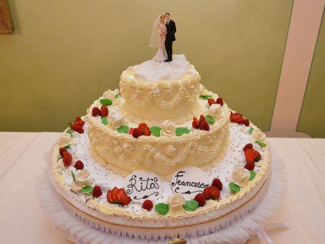 Il matrimonio di Francesco e Rita a Montecarlo, Lucca 78