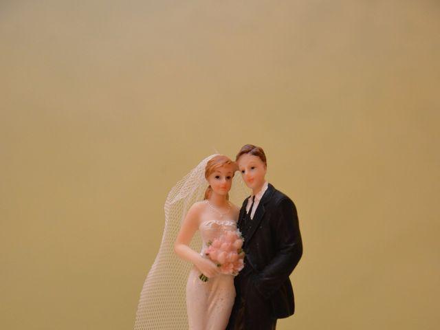 Il matrimonio di Francesco e Rita a Montecarlo, Lucca 79