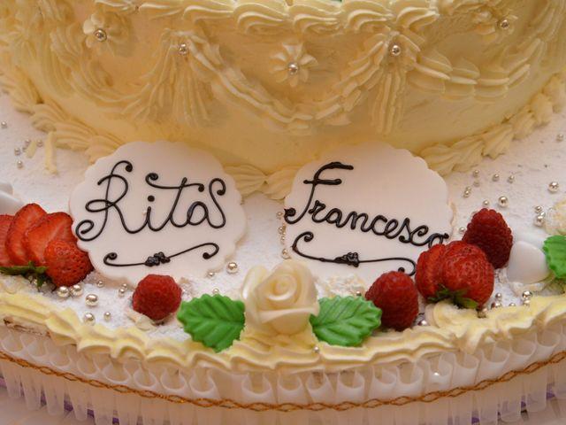 Il matrimonio di Francesco e Rita a Montecarlo, Lucca 80