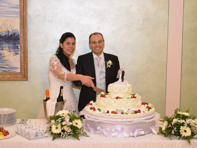 Il matrimonio di Francesco e Rita a Montecarlo, Lucca 82