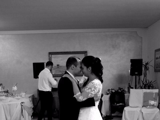 Il matrimonio di Francesco e Rita a Montecarlo, Lucca 84
