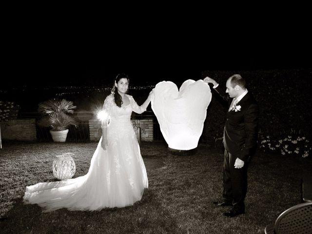 Il matrimonio di Francesco e Rita a Montecarlo, Lucca 87
