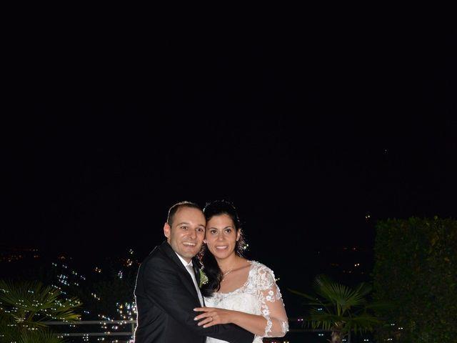 Il matrimonio di Francesco e Rita a Montecarlo, Lucca 2