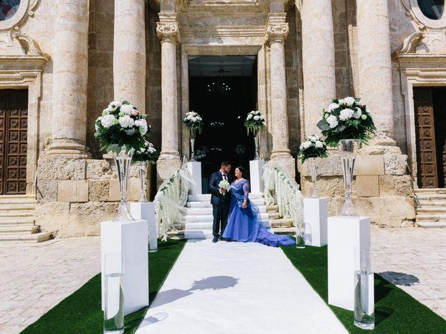 Il matrimonio di Stefan e Lillina a Agrigento, Agrigento 17