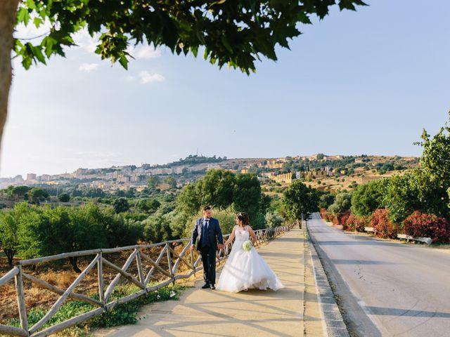 Il matrimonio di Stefan e Lillina a Agrigento, Agrigento 27