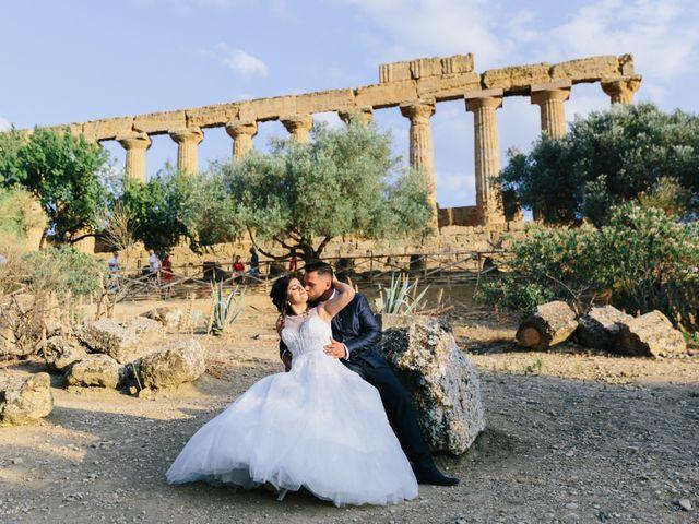 Il matrimonio di Stefan e Lillina a Agrigento, Agrigento 29