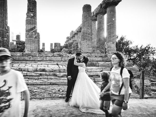 Il matrimonio di Stefan e Lillina a Agrigento, Agrigento 32