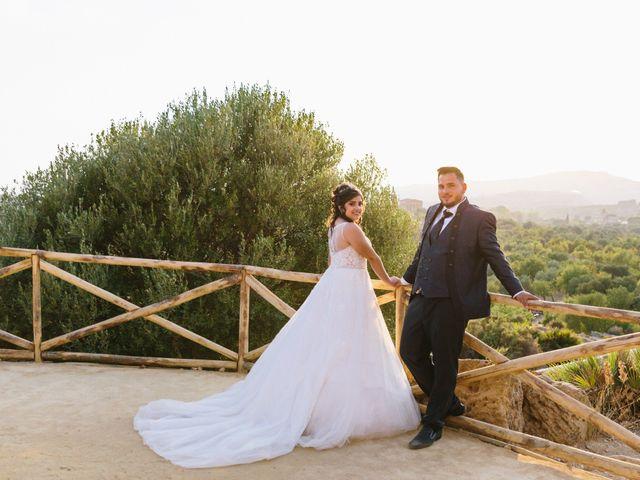 Il matrimonio di Stefan e Lillina a Agrigento, Agrigento 33