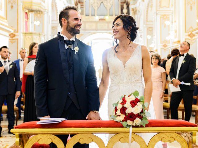 Il matrimonio di Giuseppe e Marilena a Ispica, Ragusa 26