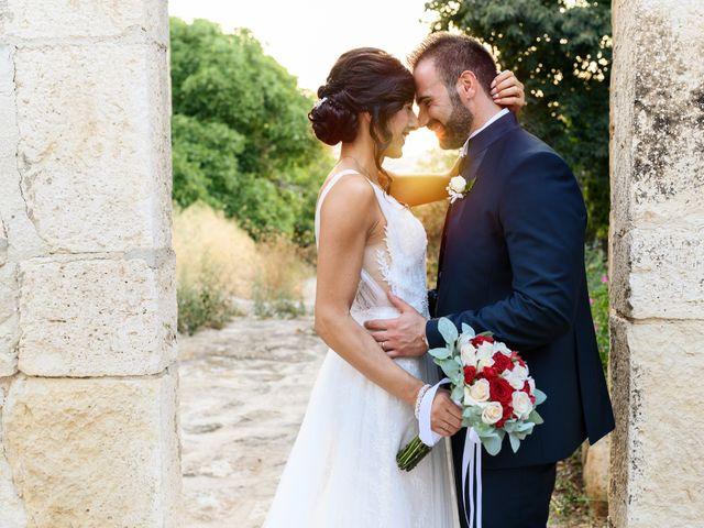 Il matrimonio di Giuseppe e Marilena a Ispica, Ragusa 32