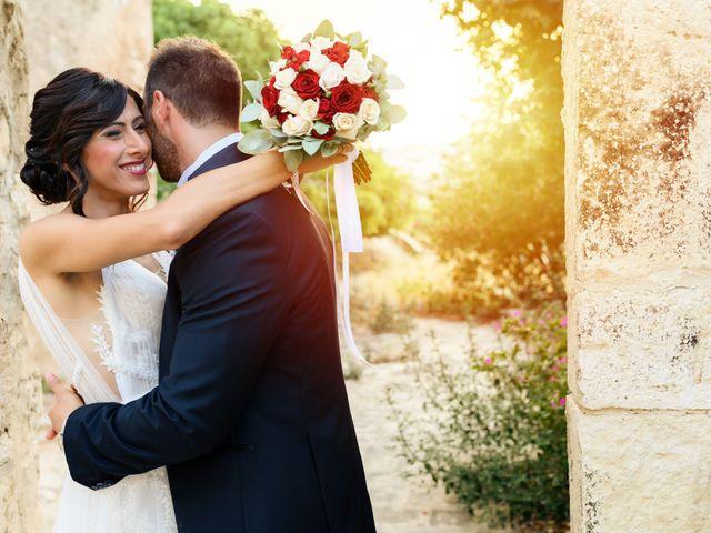 Il matrimonio di Giuseppe e Marilena a Ispica, Ragusa 34