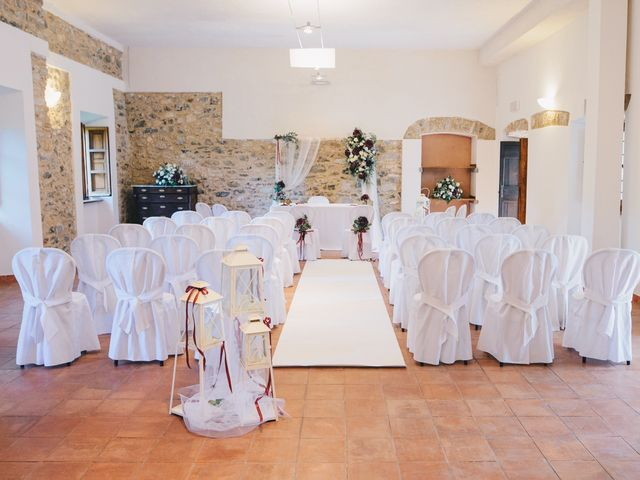 Il matrimonio di Giovanni e Valentina a Pontremoli, Massa Carrara 34