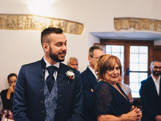 Il matrimonio di Giovanni e Valentina a Pontremoli, Massa Carrara 52