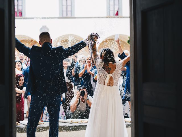 Il matrimonio di Giovanni e Valentina a Pontremoli, Massa Carrara 85