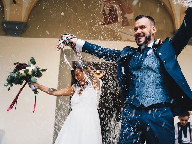 Il matrimonio di Giovanni e Valentina a Pontremoli, Massa Carrara 86