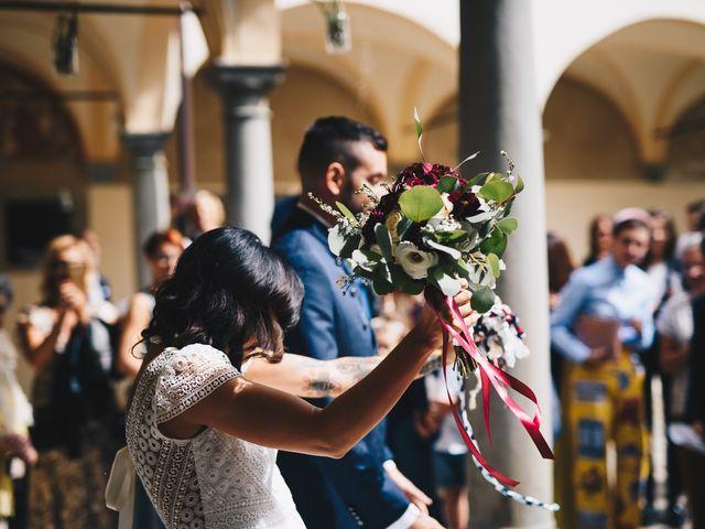 Il matrimonio di Giovanni e Valentina a Pontremoli, Massa Carrara 87