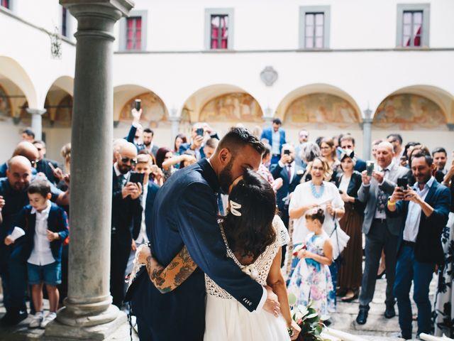 Il matrimonio di Giovanni e Valentina a Pontremoli, Massa Carrara 88