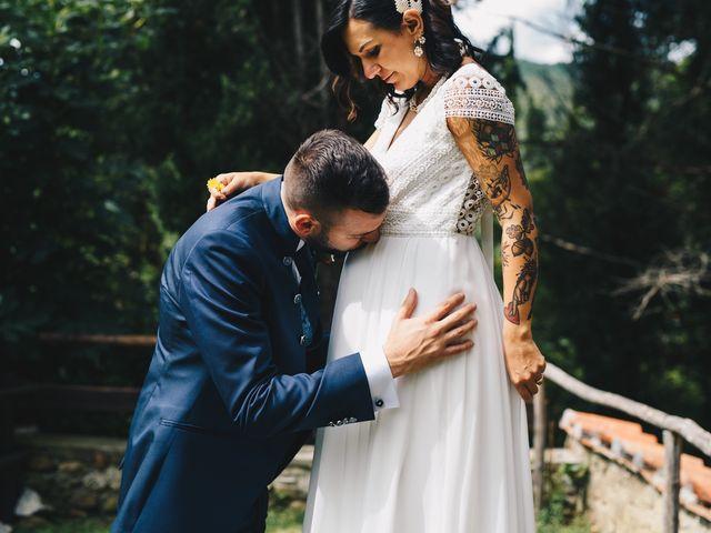 Il matrimonio di Giovanni e Valentina a Pontremoli, Massa Carrara 120
