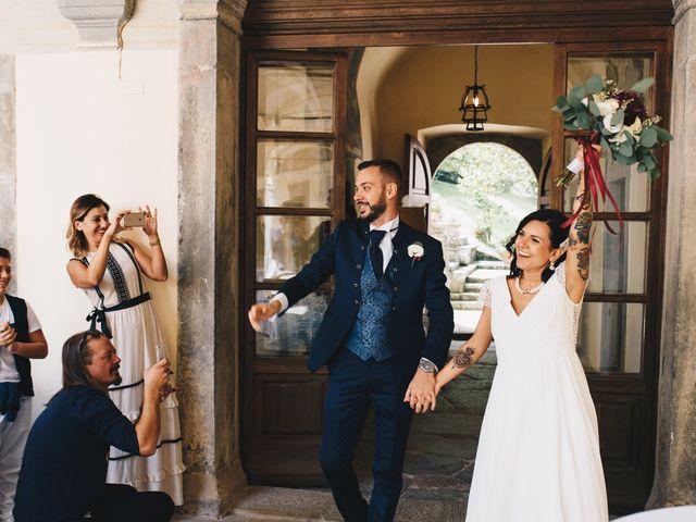 Il matrimonio di Giovanni e Valentina a Pontremoli, Massa Carrara 127
