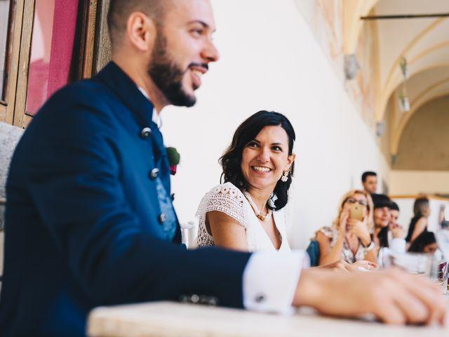 Il matrimonio di Giovanni e Valentina a Pontremoli, Massa Carrara 130