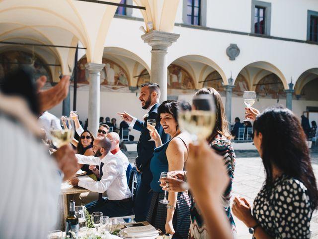 Il matrimonio di Giovanni e Valentina a Pontremoli, Massa Carrara 133