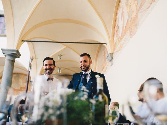 Il matrimonio di Giovanni e Valentina a Pontremoli, Massa Carrara 134
