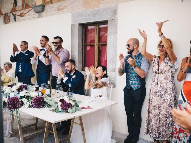 Il matrimonio di Giovanni e Valentina a Pontremoli, Massa Carrara 148