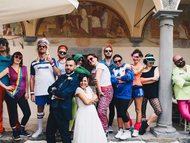 Il matrimonio di Giovanni e Valentina a Pontremoli, Massa Carrara 150