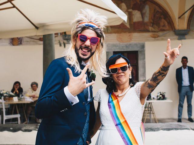 Il matrimonio di Giovanni e Valentina a Pontremoli, Massa Carrara 152