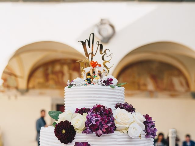 Il matrimonio di Giovanni e Valentina a Pontremoli, Massa Carrara 155