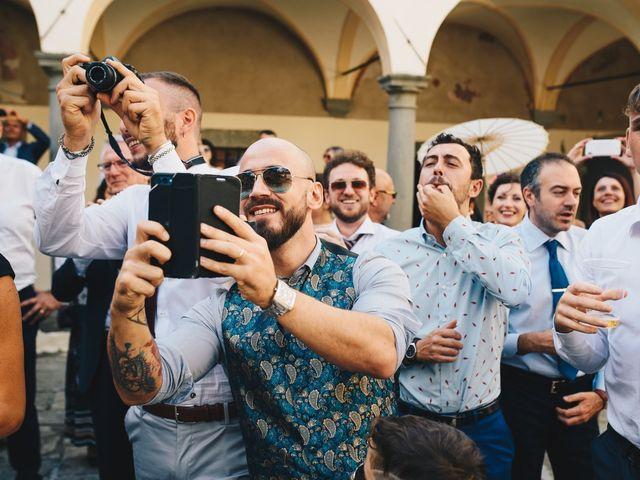 Il matrimonio di Giovanni e Valentina a Pontremoli, Massa Carrara 160