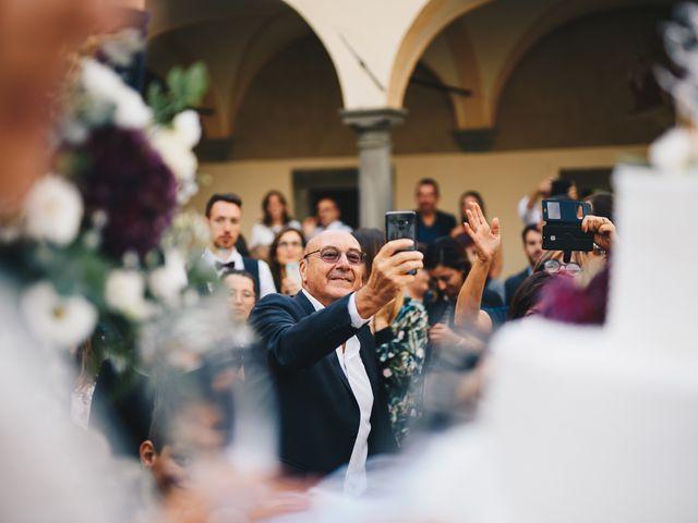 Il matrimonio di Giovanni e Valentina a Pontremoli, Massa Carrara 161