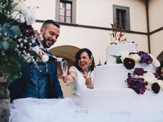 Il matrimonio di Giovanni e Valentina a Pontremoli, Massa Carrara 163