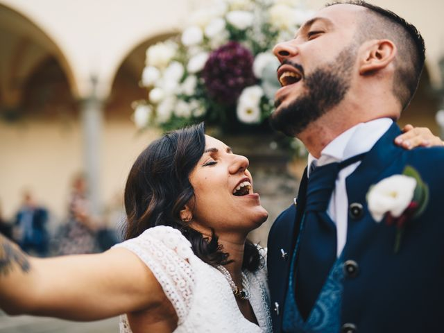 Il matrimonio di Giovanni e Valentina a Pontremoli, Massa Carrara 165