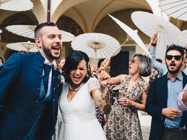 Il matrimonio di Giovanni e Valentina a Pontremoli, Massa Carrara 168